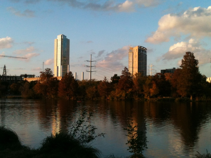 Reflections of Austin Texas