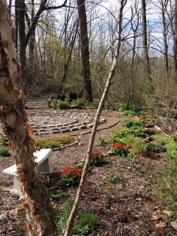 The labyrinth and prmrose path