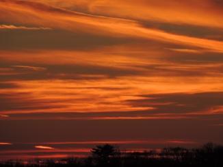 Sunset December 27, 2014 #3