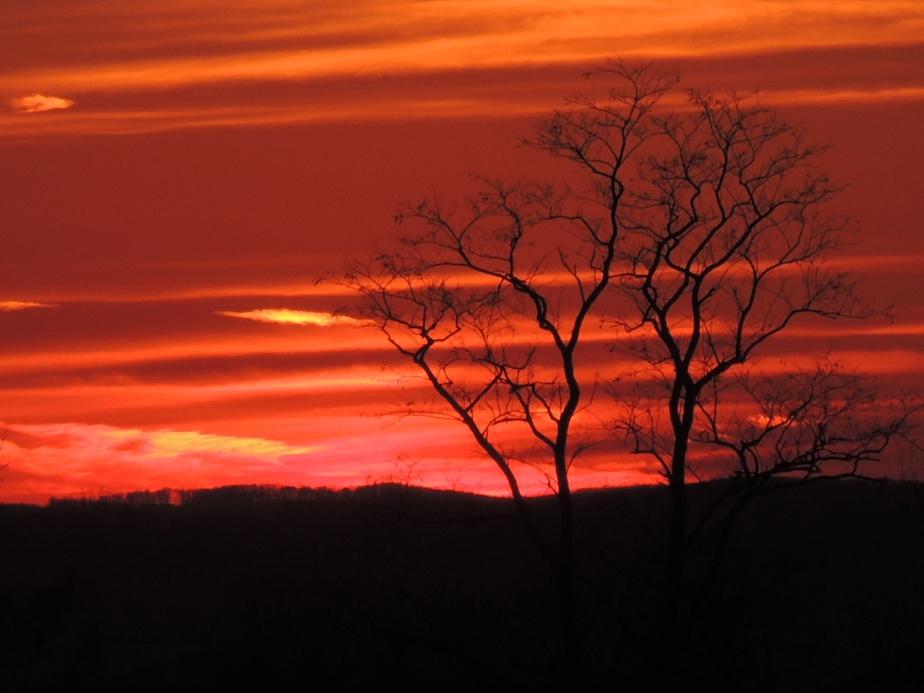 Sunset December 27, 2014 #2