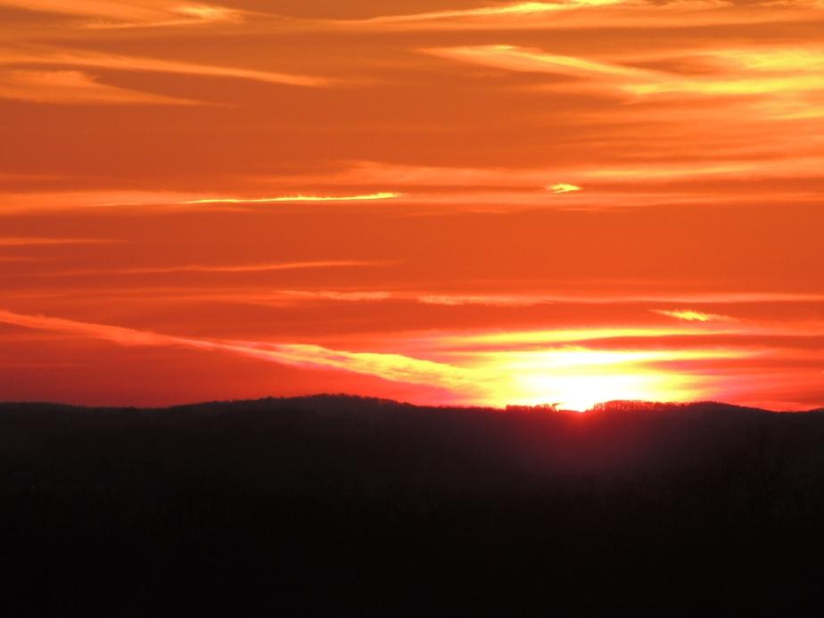 Sunset 12/27/2014