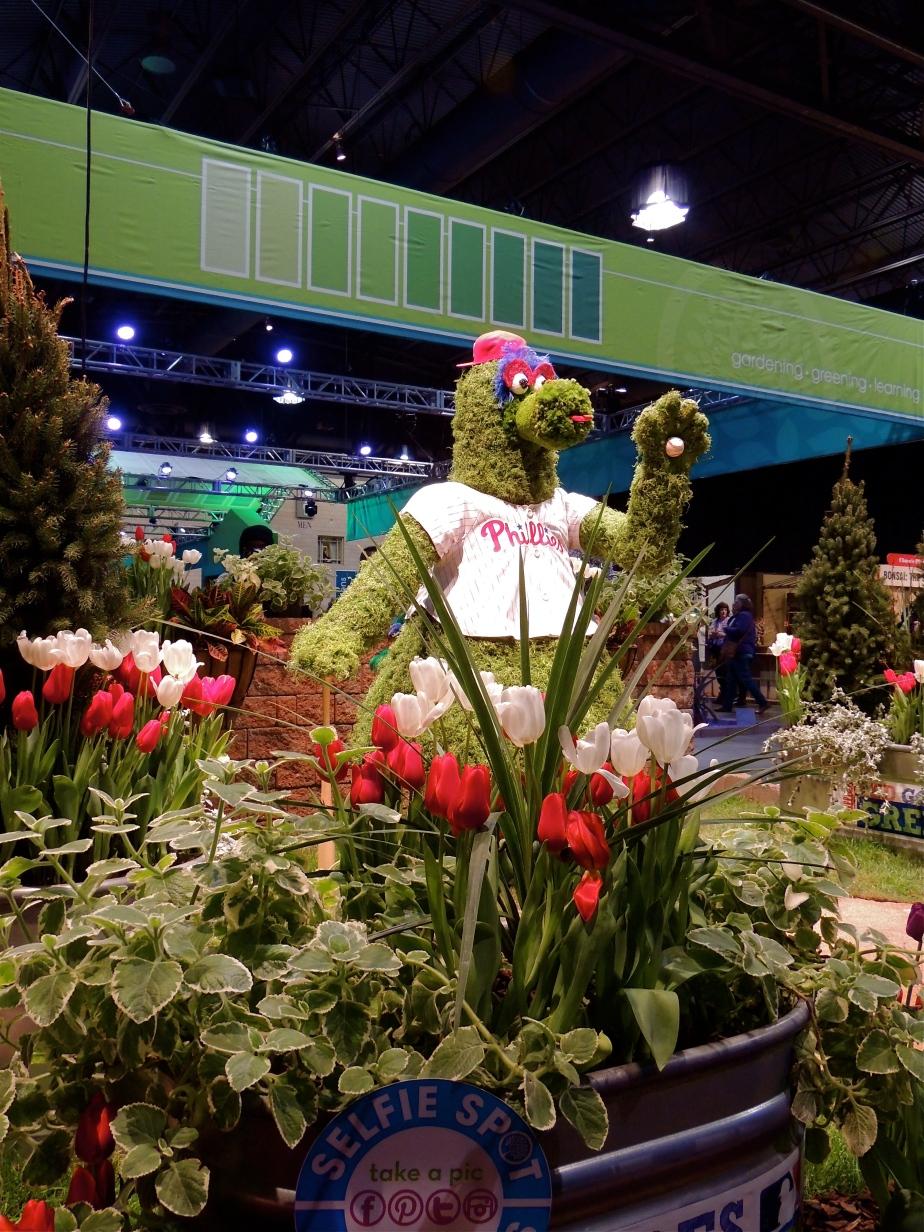 The 186 PHS Philadelphia Flower Show 2ndInstallment