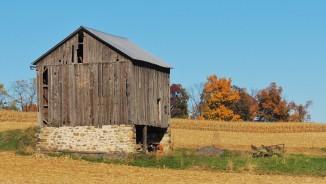 1800's Barn in East Allen Township in Eastern Pennsylvania