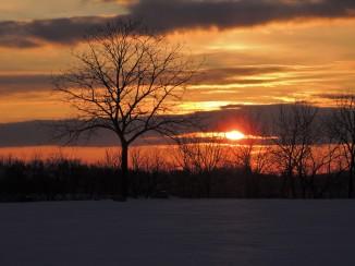 Sunrise January 2016