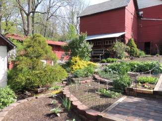 The Early May Garden