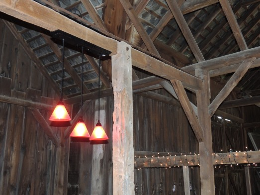 Barn repurposing ligjhts