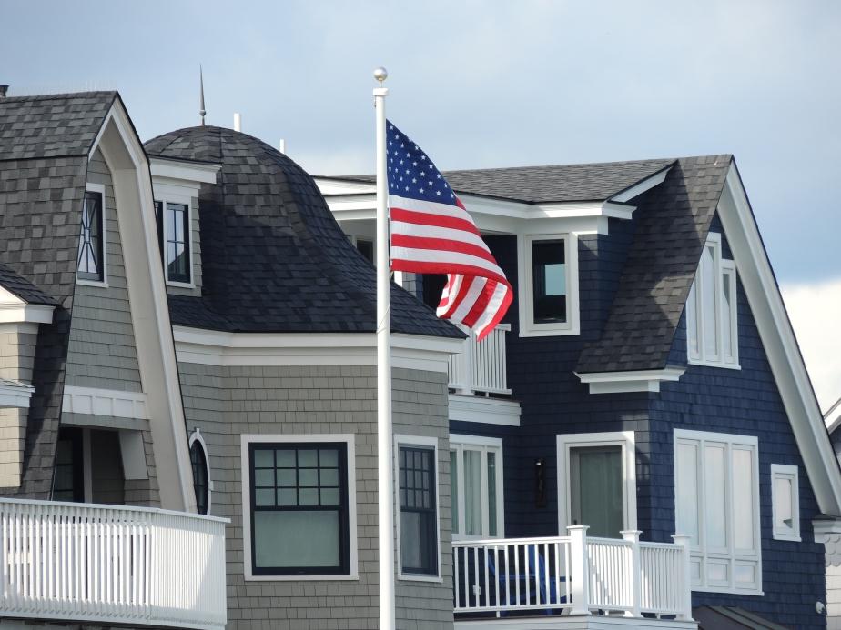 Homes beachside, Wells Maine