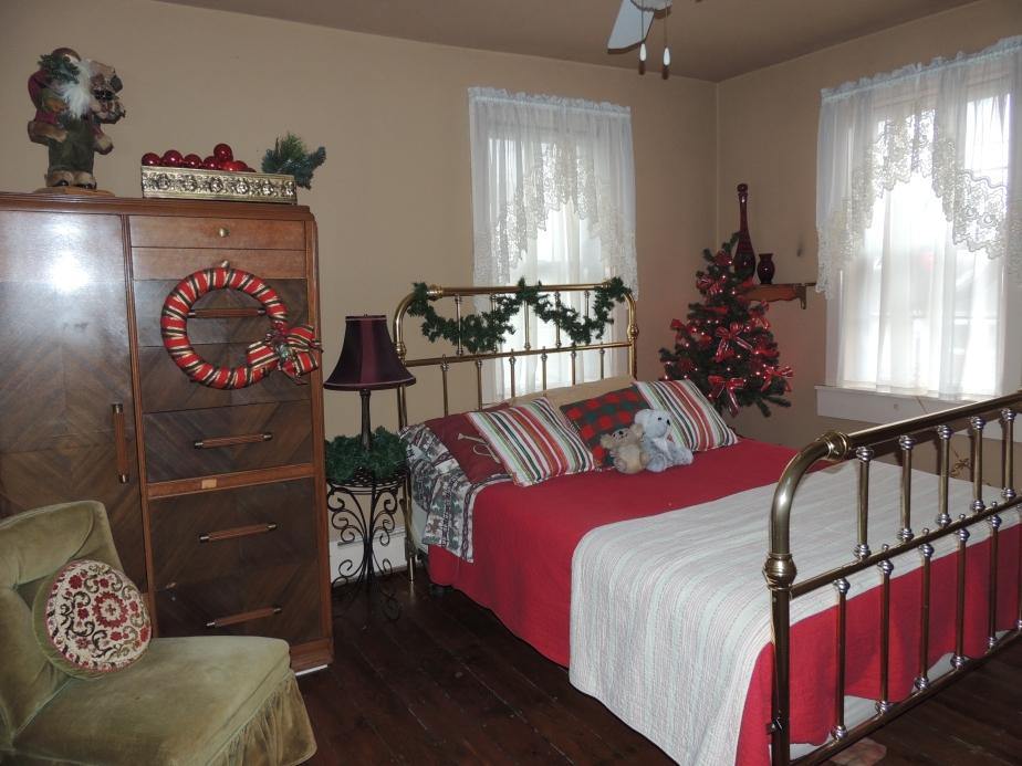 Bethany's Room at Christmas