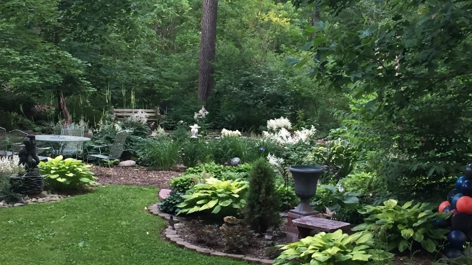 The meditative garden
